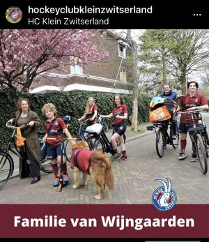 Familie van Wijngaarden